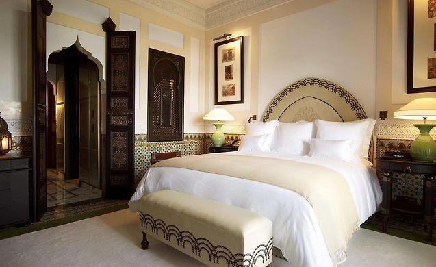 Hotel La Mamounia Marrakesh